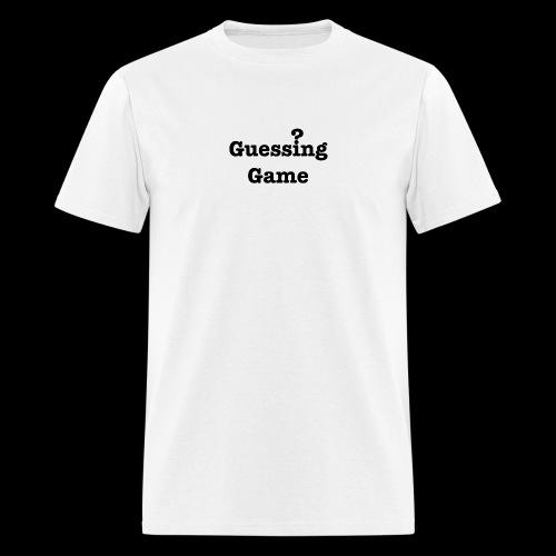 Question - Men's T-Shirt