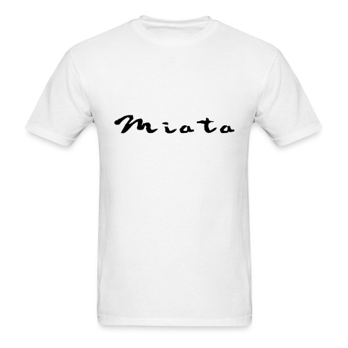 Miata Simplicity - Men's T-Shirt