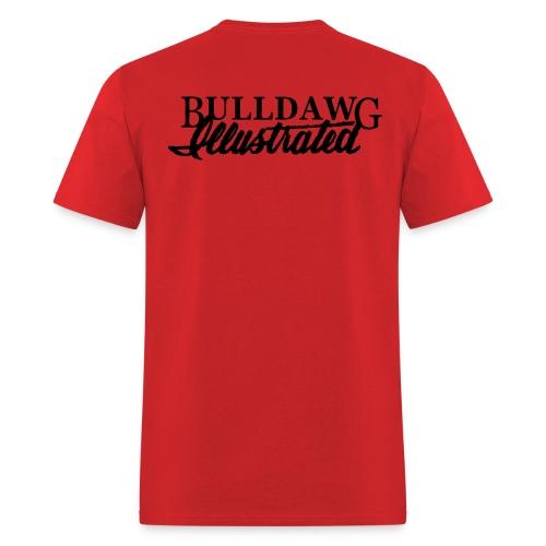 bi black - Men's T-Shirt