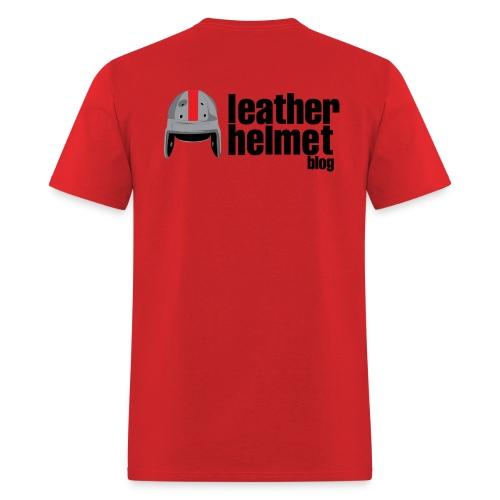 LHB Logo Black - Men's T-Shirt