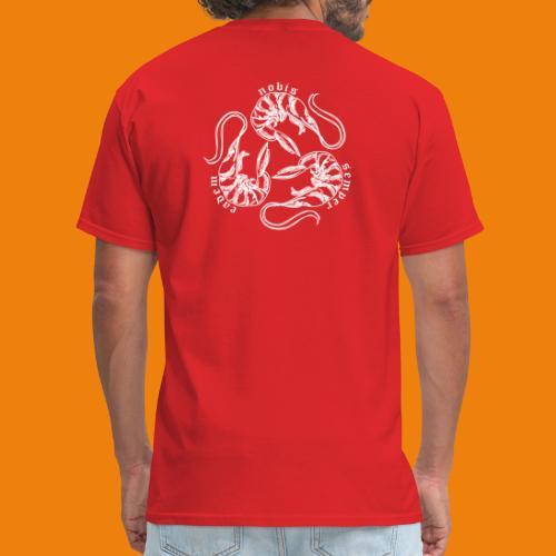 Final and Most Erect Shrimp - Men's T-Shirt