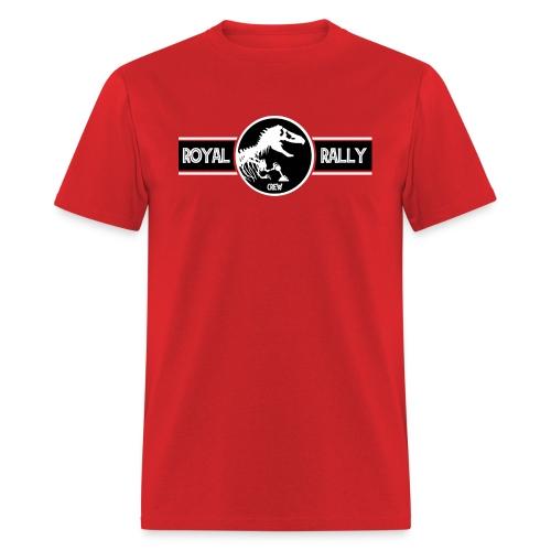 Jurassic RR - Men's T-Shirt