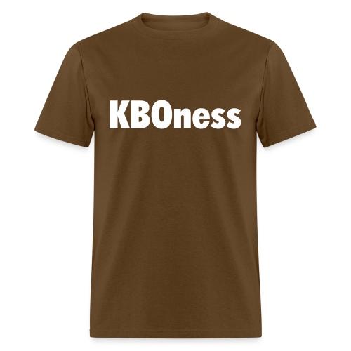 KBOness - Men's T-Shirt