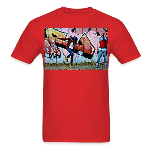 Off da Dab - Men's T-Shirt