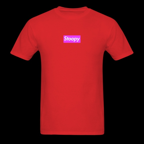 PinkboxStoopy - Men's T-Shirt
