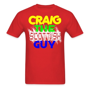 CTSGMultiColor - Men's T-Shirt