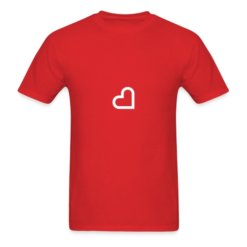 Minder Heart - Men's T-Shirt