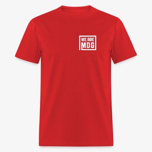 MDG Pocket Stamp - Men's T-Shirt