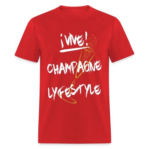 cl vive big - Men's T-Shirt