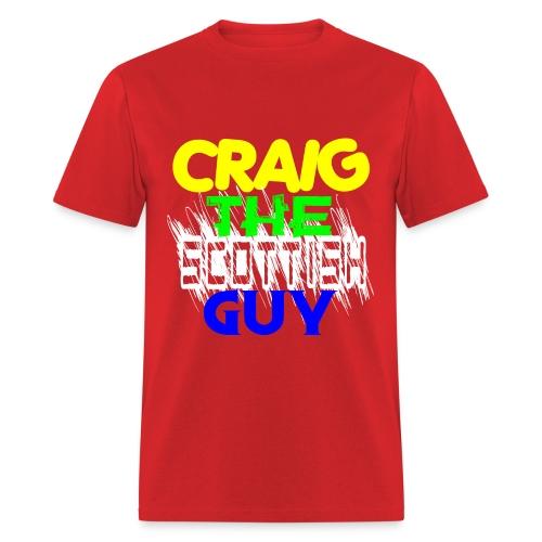 CTSGMultiColor - Men's T-Shirt