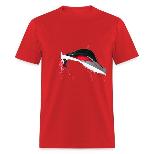 color splash 2 - Men's T-Shirt