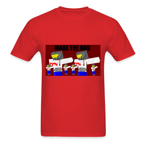 Make The DAB - Men's T-Shirt