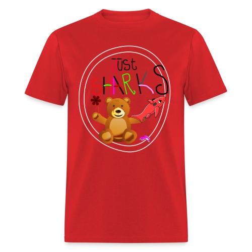 Just Shark - Men's T-Shirt