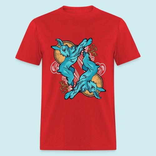 Lucky Rabbit - Men's T-Shirt
