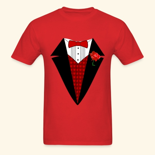 happy valentine Shirt for men - Men's T-Shirt