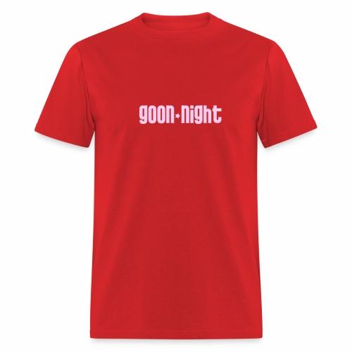 goon night pink - Men's T-Shirt