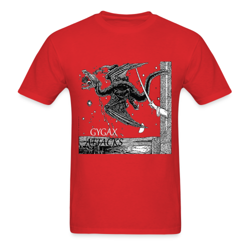 Gygax Attacks EP - Men's T-Shirt