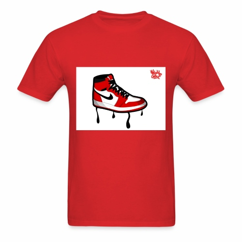 jordan jump man l - Men's T-Shirt