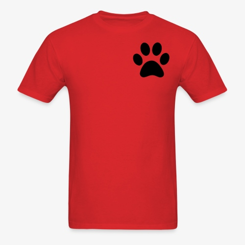 Paw print - Men's T-Shirt