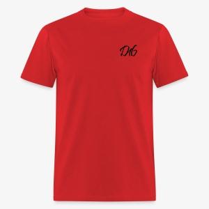Dan # 16 Signature - Men's T-Shirt