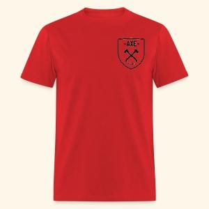 The AXE - Men's T-Shirt