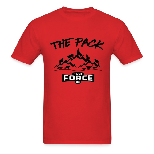 The Pack - Men's T-Shirt