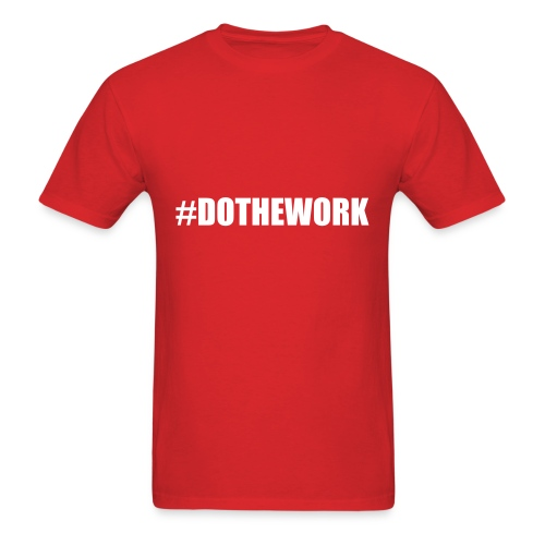 DOTHEWORK TEE - Men's T-Shirt