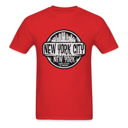 New York City - Men's T-Shirt