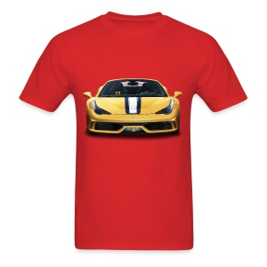 Ferrari 458 Speciale - Men's T-Shirt