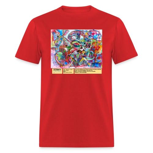 sketches of spain - Men's T-Shirt