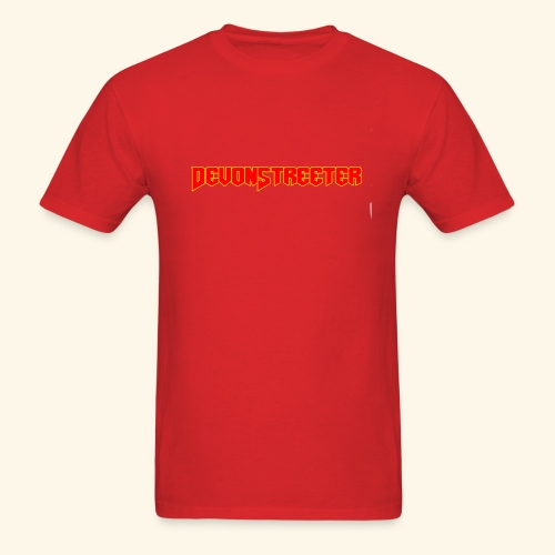 DreamBig (The Flash) Line - Men's T-Shirt