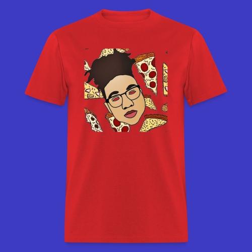 Draco on Pizza - Men's T-Shirt