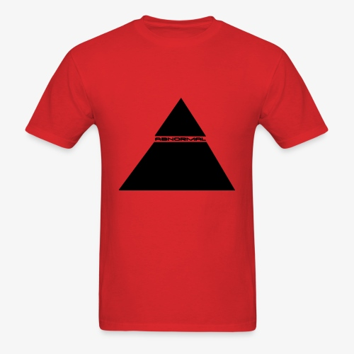 Abnormal Pyramid - Men's T-Shirt