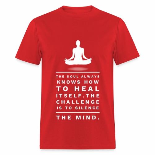 Yoga apparels - Men's T-Shirt