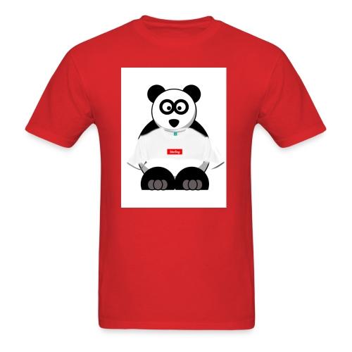 SUPRME PANDA BOX - Men's T-Shirt