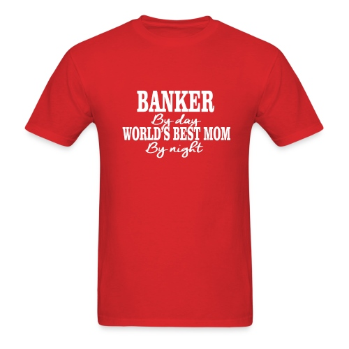Banker day special - Men's T-Shirt