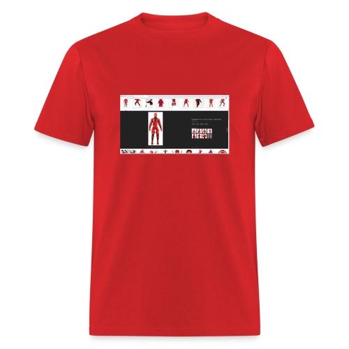redninja - Men's T-Shirt