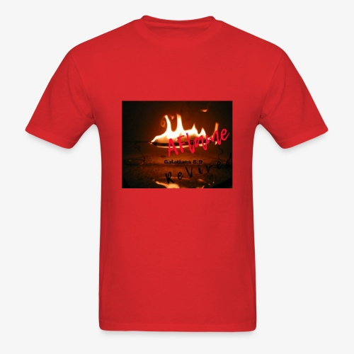 A Flame Revived - Men's T-Shirt