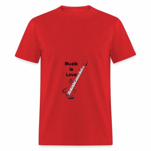 Man T-Shirt - Men's T-Shirt
