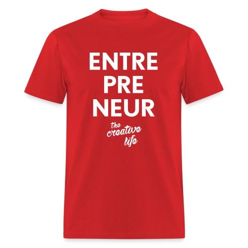 The Entrepreneur Tee - Men's T-Shirt