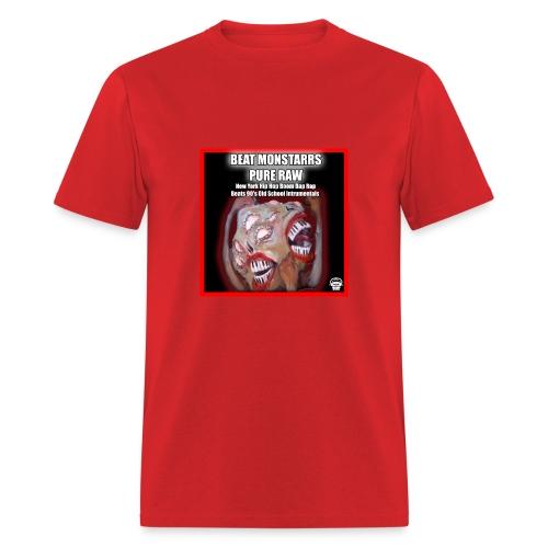 Pure Raw: New York Hip Hop Boom Bap Rap Beats 90' - Men's T-Shirt