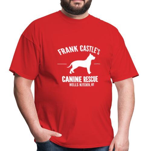 Frank Castle - Dog Rescue - Men's T-Shirt