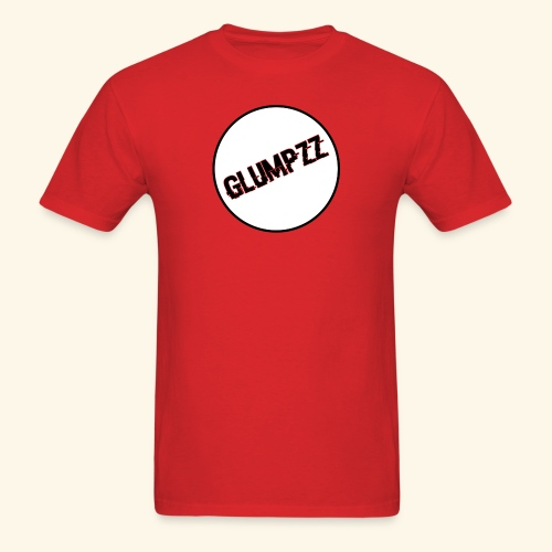 Glitchy Glumpzz - Men's T-Shirt