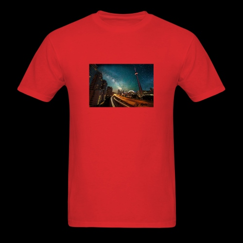 City Nights - Men's T-Shirt