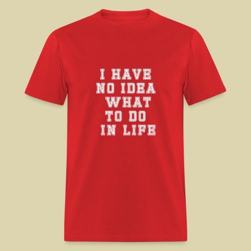 No Idea - Men's T-Shirt