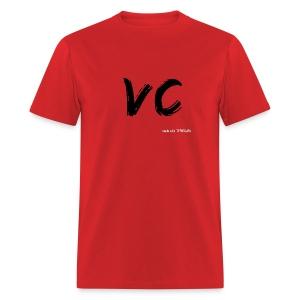 VOO Channel Logo - Men's T-Shirt