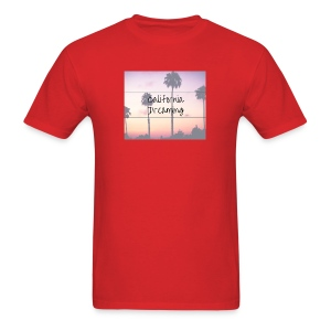 California dreamin - Men's T-Shirt