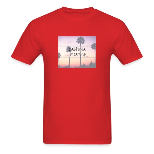 California dreamin - Men's T-Shirt