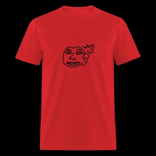 Who U? - Men's T-Shirt