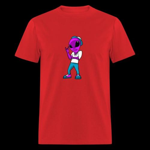 Gang Alien - Men's T-Shirt